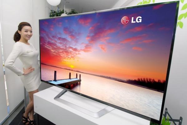 LG UD 3D TV