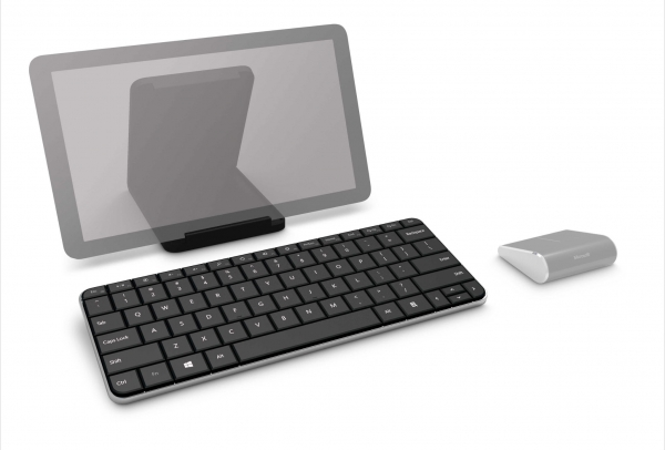MS Wedge Mobile Keyboard