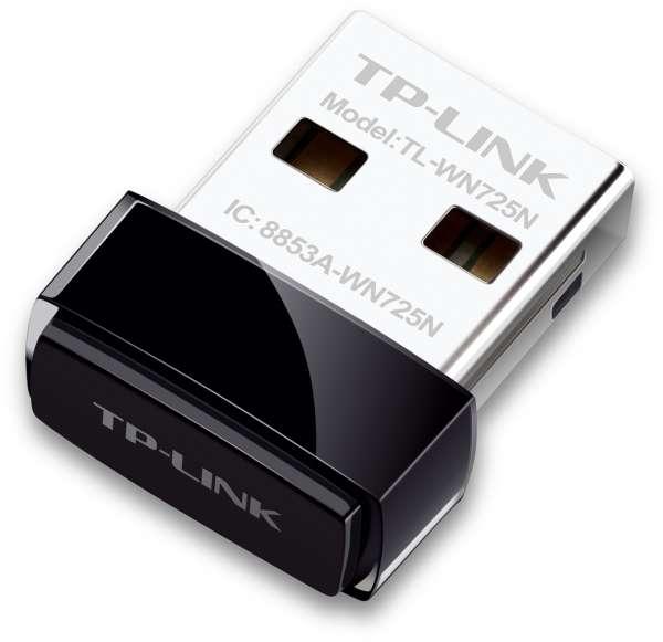 Miniaturní Wi-Fi adaptér je ideálním společníkem na cesty.