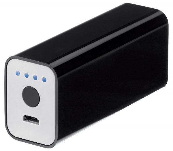 Cestovní dobíječka pro smartphony Genius ECO-u200 dokáže nabít telefon i bez elektrické zásuvky.