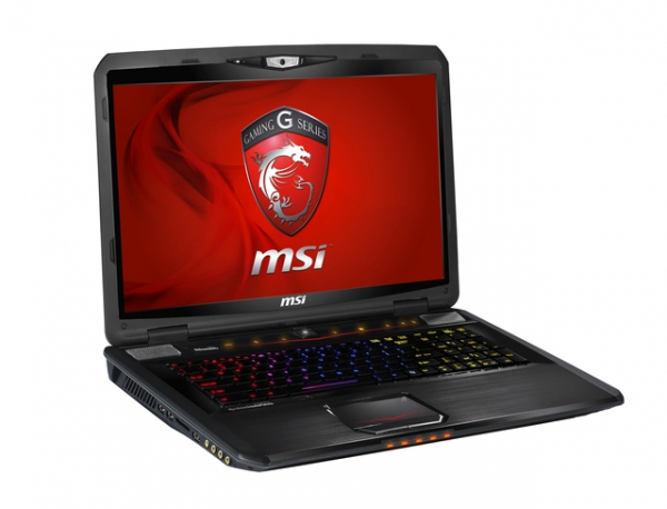 Notebooky MSI GT70 a GT60