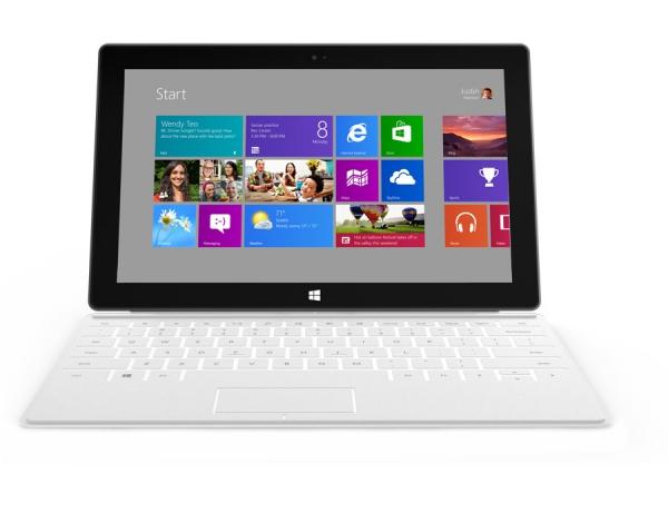 MS Surface - tablet od Microsoft se začne prodávat na podzim.
