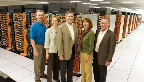 Superpočítač IBM Sequoia