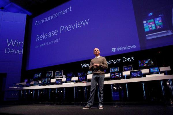 Windows 8 release preview je již k dispozici ke stažení i otestování.
