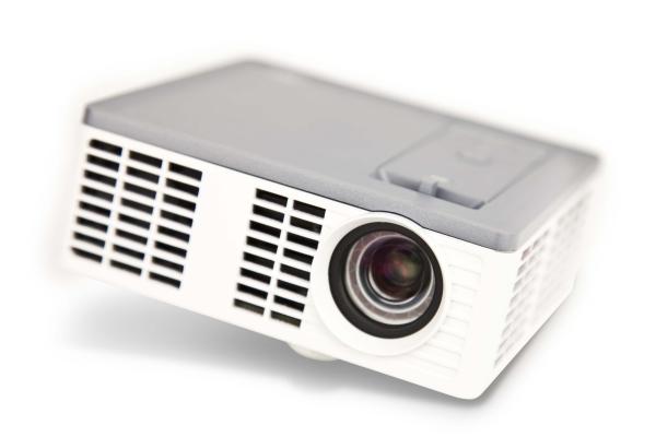 3M MP410 - malý projektor s jasem 300 lumenů