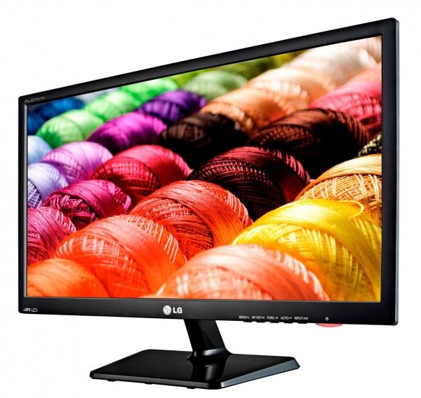Nové a levné monitory LG IPS4