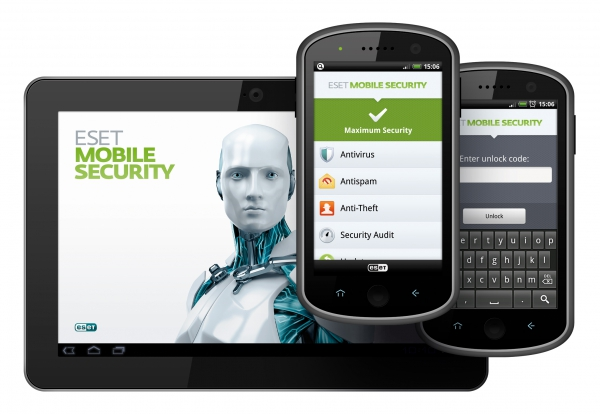 Novinka od Esetu pro bezpečnější platformu Android...