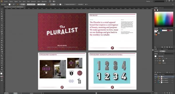 Illustrator má modernější rozhraní.