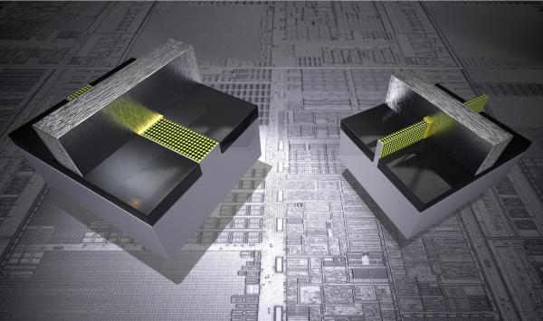 3D tri-Gate tranzistory