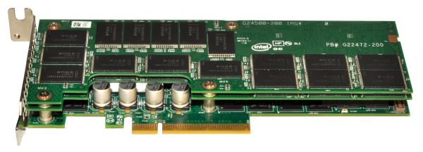 Intel SSD 910 Series - SSD disk do PCIe slotu