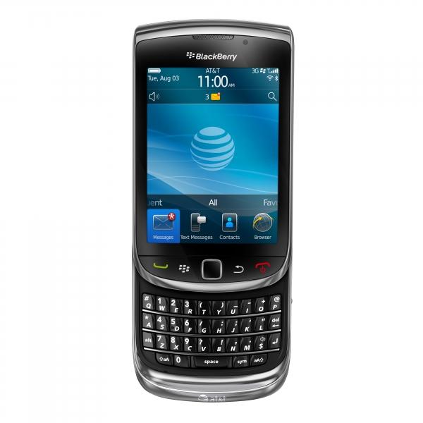 Mobilní platforma BlackBerry 7.0 patří k nejvhodnější pro použití v podniku.