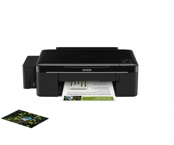Multifunkční zařízení L200 dokáže snadno a rychle tisknout, skenovat a kopírovat dokumenty