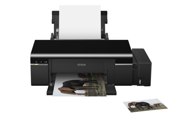 Tiskárna Epson L800 zvládne barevnou fotografii za 12 sekund
