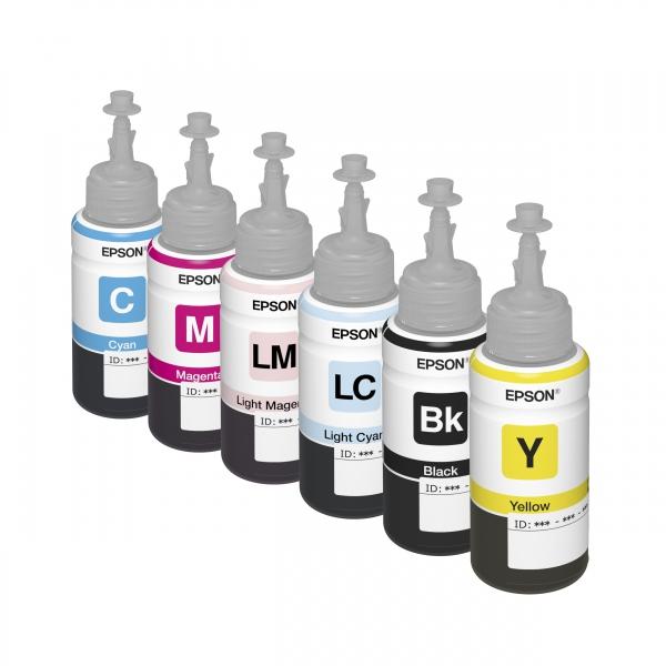 Do tiskárny si sami můžete doplnit originální inkoust