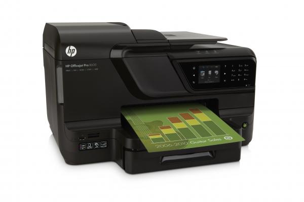 HP Officejet Pro 8600 eAiO