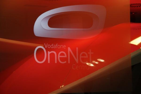 Vodafone OneNet zákaznické centrum
