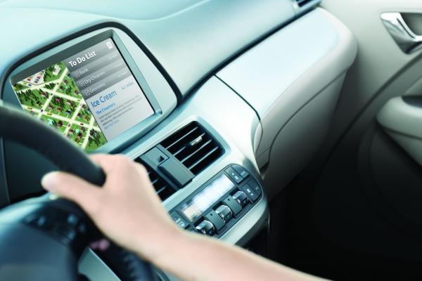 Informačně-zábavní technologie v automobilu