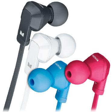 Sluchátka Nokia WH-920 Purity sednou do každého ucha.