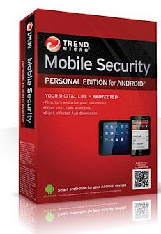 Mobile Security od Trend Micro