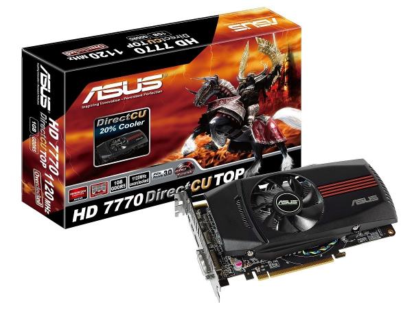 Asus Radeon HD 7770