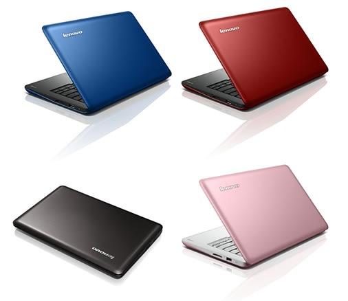 Mininotebooky IdeaPad S200 a S206