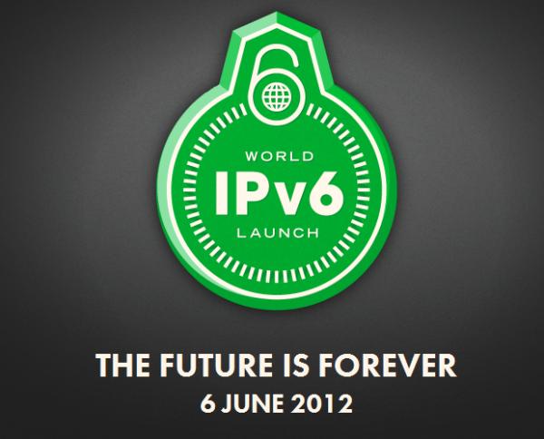 Další globální test IPv6
