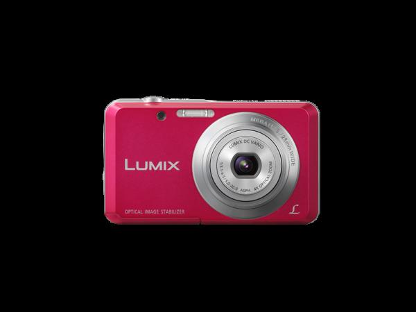 Nové fotoaparáty Panasonic Lumix z CESu