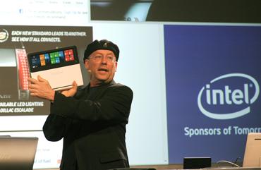 Intel oznámil 2. generaci dotykových Ultrabooků