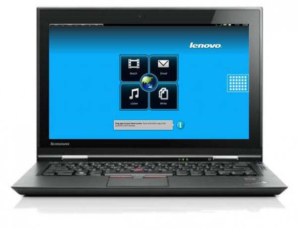 Lenovo ThinkPad X1 v režimu IMM