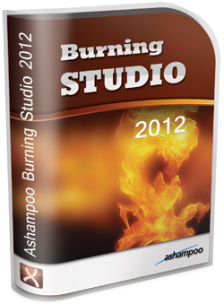 Ashampoo Burning Studio 2012