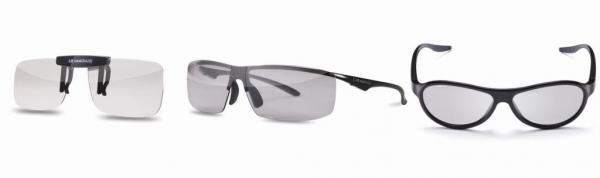Stylové 3D brýle od LG