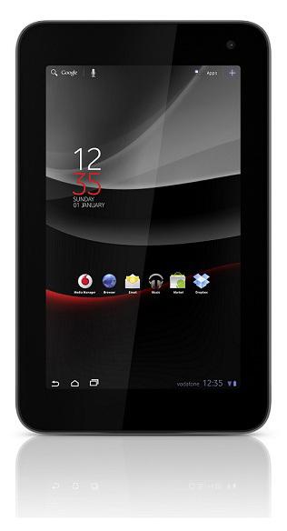 Vodafone nabízí tablet vlastní značky