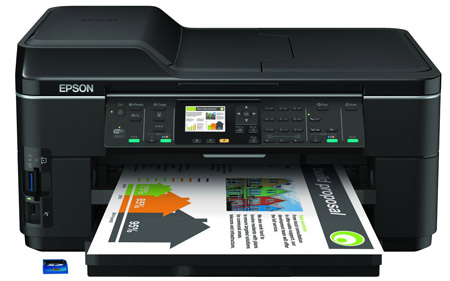 Epson Workforce WF-7515