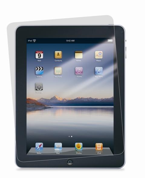Privátní filtr pro iPad