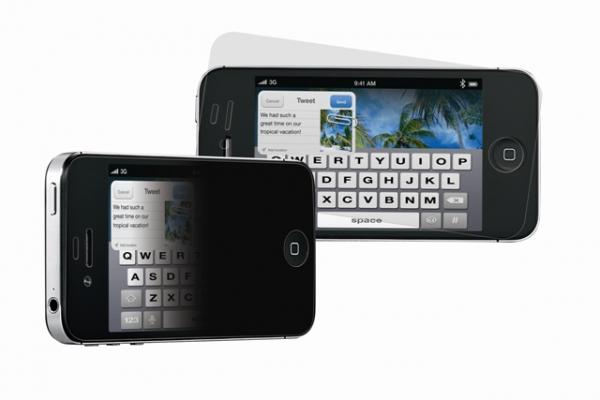 Privátní filtr pro iPhone