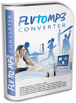FLV To MP3 Converter 3.0.4