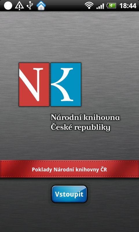 Poklady Národní knihovny pro chytré telefony