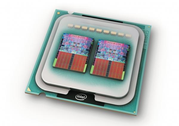 Intel Core 2 Quad 2,4 GHz / 65 nm
