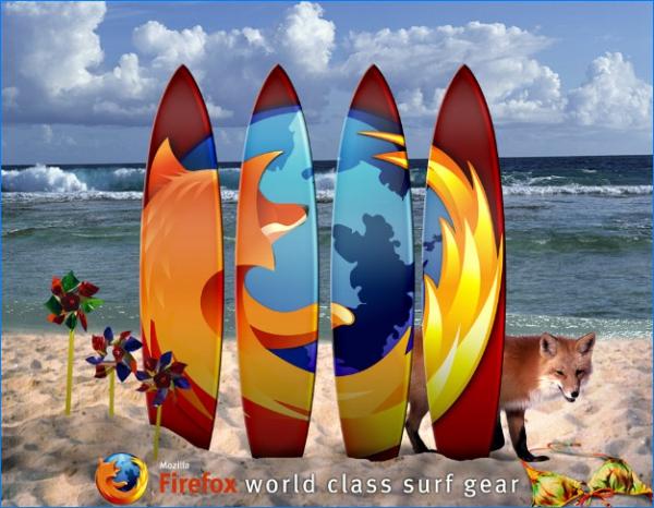 Mozilla láme své rekordy ve vydávání verzí, ale opět žádná revoluce