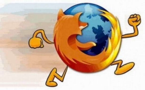 Firefox se snaží dohnat své soupeře!
